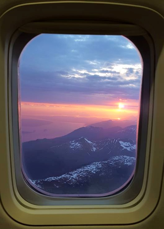JNU_sunset_fromplane